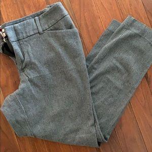 Merona - grey stretch modern fit pants